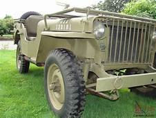 Willys Mb Slat Grill Jeep Pictures