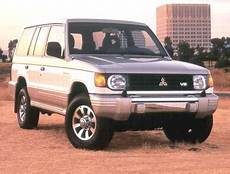 blue book used cars values 1998 mitsubishi pajero transmission control 1992 mitsubishi montero pricing reviews ratings kelley blue book