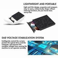 Portable Black Tray Type External High by Portable Usb 3 0 Black Tray Type External Dvd Rw Max 24x