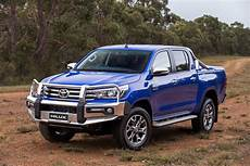 New Toyota Hilux Gets 60 Accessories In Australia
