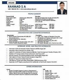 tips menulis resume cover letter yang bagus untuk apply kerja