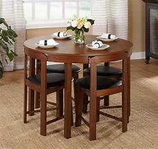modern 5pc dining table kitchen dinette chairs breakfast bar nook patio new ebay
