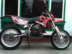 Cs1 Supermoto by Honda Cs 1 Ganti Jadi Supermoto