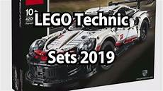 Lego Technic Sets 2019 Klemmbausteinlyrik News