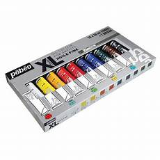 boite peinture huile bo 238 te de 10 de peinture 224 l huile xl 20 ml p 233 b 233 o