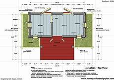 insulated dog house plans home garden plans dh301 dog house plans how to build