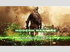 modern warfare 2 remastered date