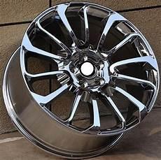 Chrome 19 20 21 22 Inch 5x108 5x120 Car Aluminum Alloy