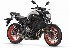 Mt 07 Yamaha Motos