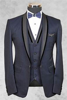 bluish grey admirable italian suit with shawl lapel st455