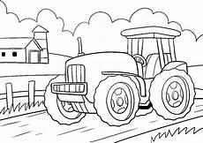 ᐅᐅ kostenlose ausmalbilder fahrzeuge traktoren autos
