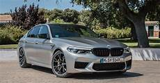 2019 bmw m5 competition first review higher track iq with tradeoffs roadshow