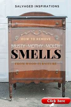 Remove Musty Smell From Wood