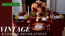 diy vintage wedding centerpiece fall wedding decorations dollar tree wedding decorations