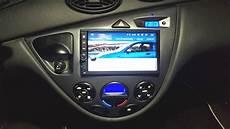 ford focus autoradio adaptar consola radio 2 din ford focus mk1