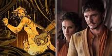 Of Thrones Facts About House Martell Screen Rant