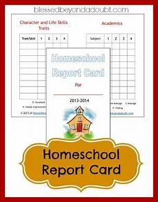 free homeschool report card form homeschool kindergarten homeschool
