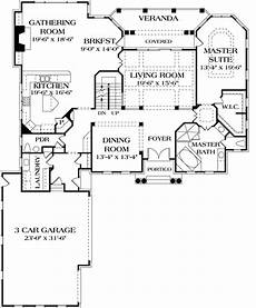 southern colonial house plans southern colonial house plan 5 bedrooms 4 bath 5892 sq