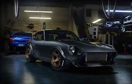 ADV1 Datsun 280Z Gets Mean 2JZ Engine Conversion Video