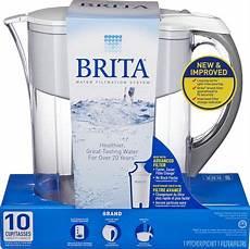 filtre à eau brita brita 174 grand pitcher white walmart ca