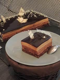 Gateau Chocolat Croustillant Praliné G 226 Teau D Anniversaire Choco Pralin 233 Croustillant