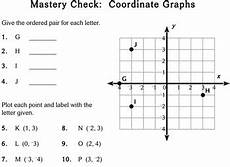 math patterns worksheets for 6th grade 547 coordinate graphs 5th 6th grade worksheets individualized math