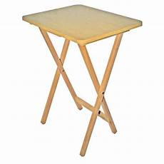 Small Wooden Desk Table by Folding Wooden Tv Table Fold Up Desk Small Side Travel