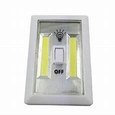 3w cob led wall switch light battery operated low energy wireless light ebay