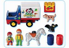 Clowns Voiture Animaux 1 2 3 6621 A Playmobil 174