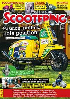 magasin scooter scootering magazine may 2019 by mortons media ltd