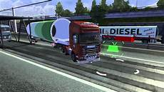 truck simulator 2 heavy load to with scania