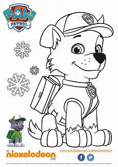 paw patrol malvorlagen rocky kinder zeichnen und ausmalen
