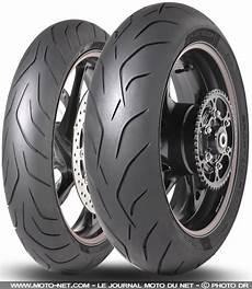 pneus dunlop d 233 voile nouveau pneu moto sportsmart mk3