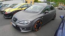 seat ii fr line type 1p 2 facelift tuning show