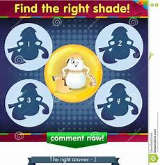 Find The Shade find the right shade egg 2 stock illustration