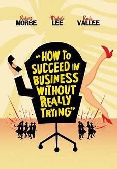 how to succeed in business without really trying movies play