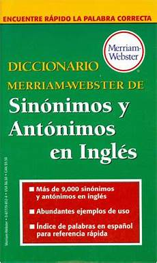 libreria webster librer 237 a morelos diccionario merriam webster de
