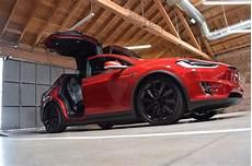 Tesla Model X 90d - 2016 tesla model x 90d midway vehicle
