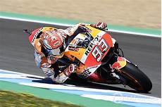 Jerez Motogp Marquez Tops Warm Up But Crashes Again