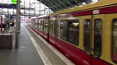 Sound Of Berlin S Bahn When Departure