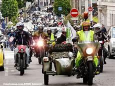 manif escargot 224 limoges du jamais vu moto magazine