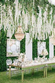 20 amazing hanging greenery floral wedding decorations for your reception wedding inspiration