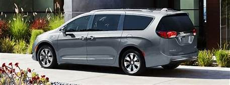2019 Chrysler Pacifica Driver Assistance And Safety Features