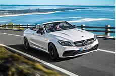 Mercedes C Klasse Cabrio Feiert Produktionsstart