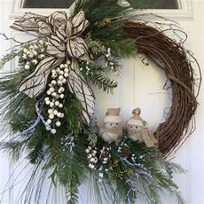 80 best winter wreaths images on