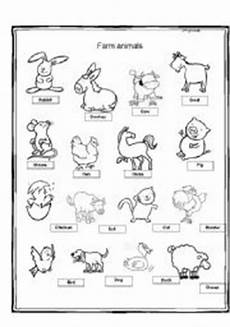 learning animals worksheets 13934 teaching worksheets farm animals