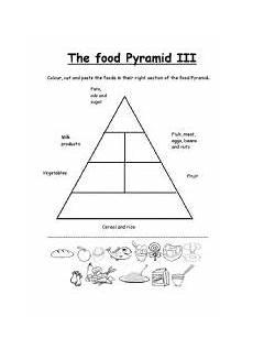 the food pyramid iii esl worksheet by manna