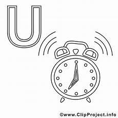 Uhr Malvorlagen Zum Ausdrucken Uhr Ausmalbild Buchstaben Zum Ausmalen Gratis