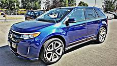 2013 Ford Edge Sport Review