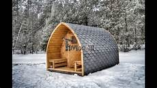 Sauna Exterieur En Bois 224 Vendre Pas Cher Finlandais